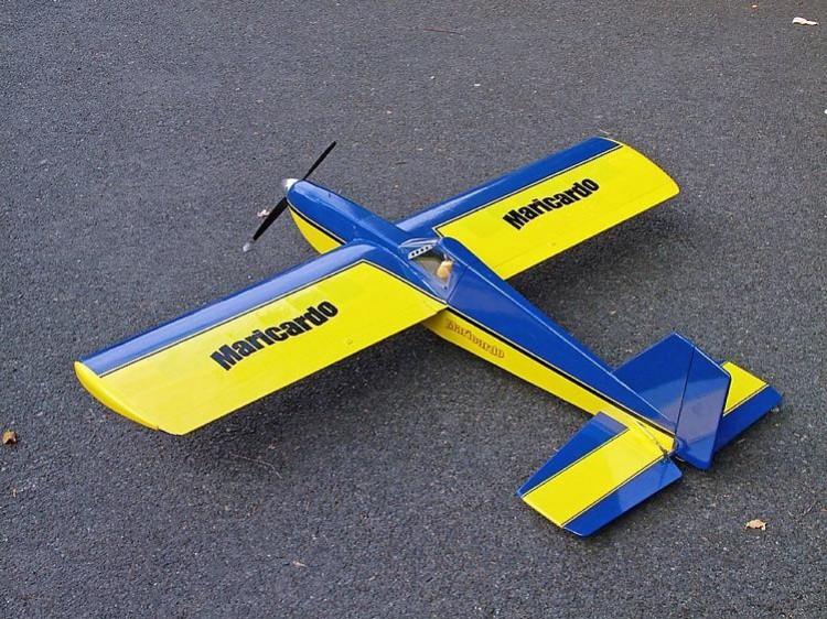Maricardo model airplane plan