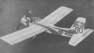 MD-3-160 model airplane plan
