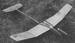 ME 88 model airplane plan
