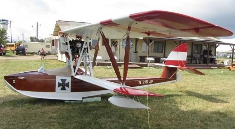Macchi M-5 model airplane plan