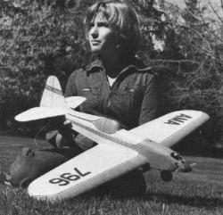 Madman model airplane plan