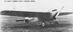 Martin MO-1 model airplane plan
