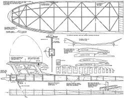 Mexi-Boy halfA model airplane plan
