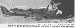 Midas 45 model airplane plan
