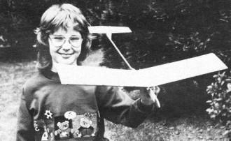 Mini A-1 model airplane plan