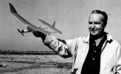 Mini FAI model airplane plan