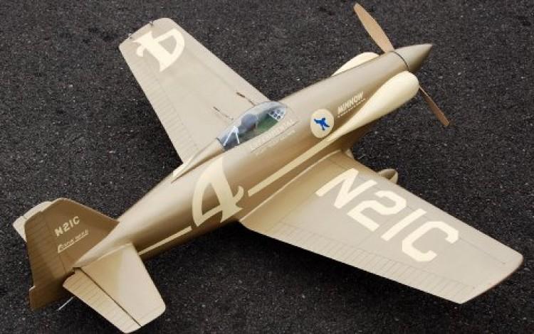 Minnow model airplane plan