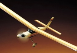 Mirage 550 model airplane plan