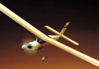 Mirage 550 model airplane plan