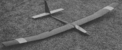 Modrasek model airplane plan