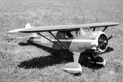 Monocoupe 110 Special model airplane plan