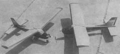 Motorovy model airplane plan