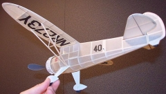 Mr Mulligan model airplane plan