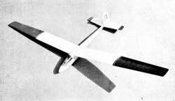 Nancy model airplane plan