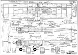 New Era III model airplane plan