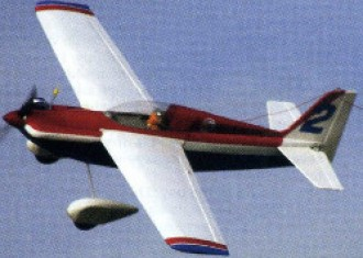 Okie Swinger model airplane plan
