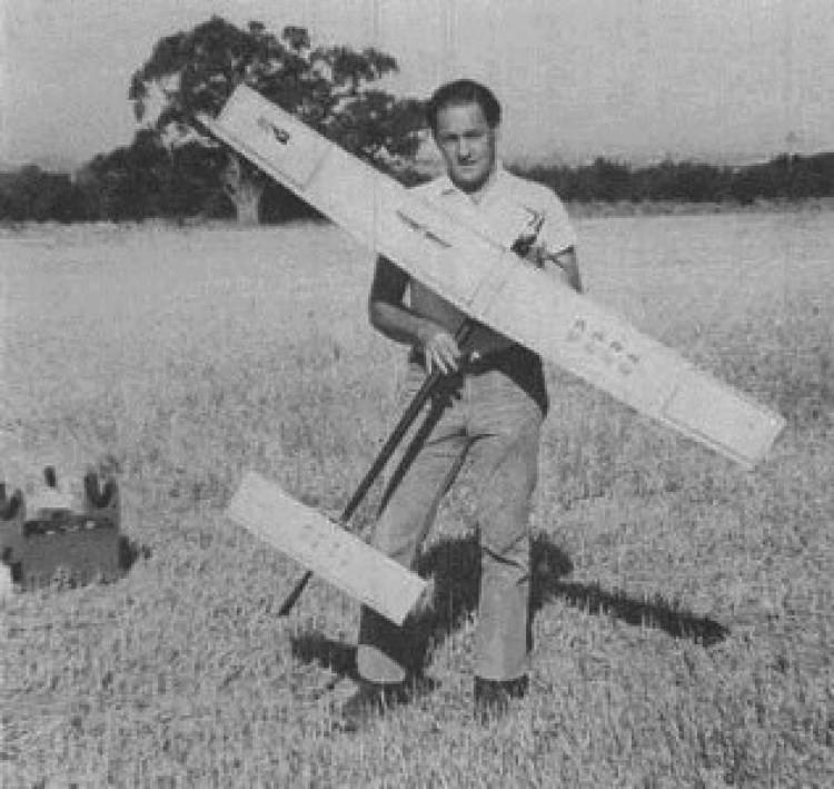 Orca model airplane plan