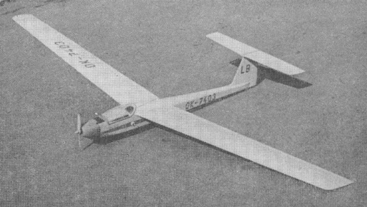 Orion model airplane plan