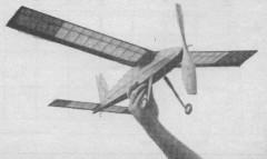 Orlik model airplane plan