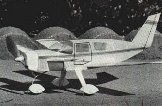 Pat 1 model airplane plan