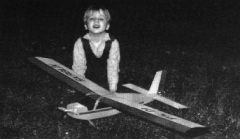 PS-01 Skrblik model airplane plan