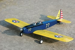 SPEED 400 PT-19 model airplane plan