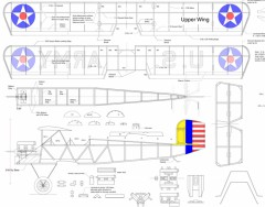 Consolidated PT-1 Trusty model airplane plan