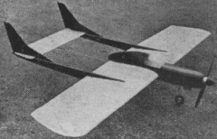 Pegas model airplane plan