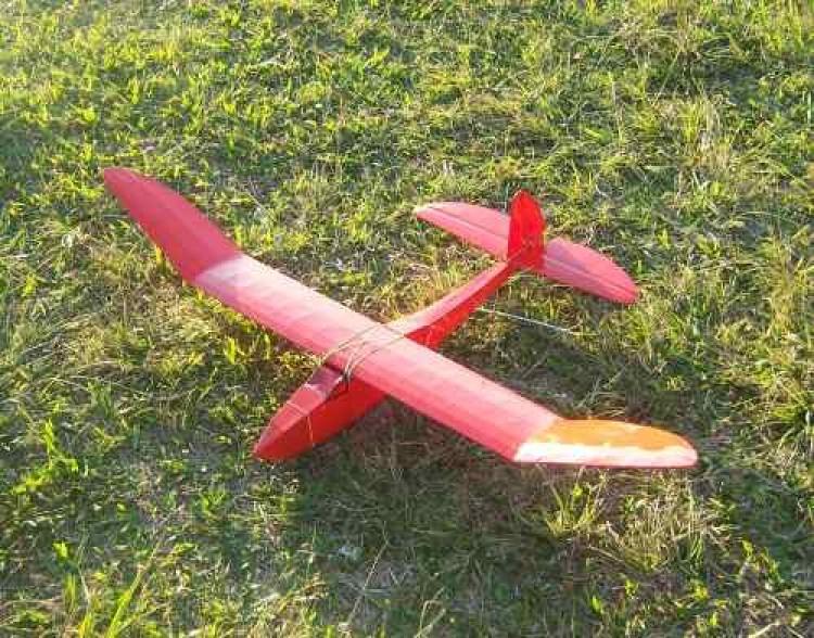 Pegasus model airplane plan