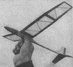 Pepik model airplane plan