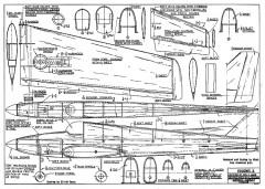 Phoenix-5 62in AAM model airplane plan