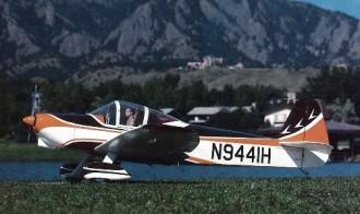 Piel Emeraude model airplane plan