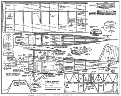 Pietenpol Air Camper-Grid Leaks-04-65 model airplane plan