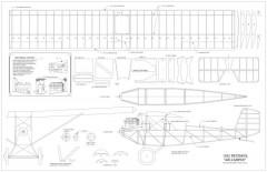 Pietenpol Air Camper model airplane plan