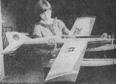 Pif model airplane plan