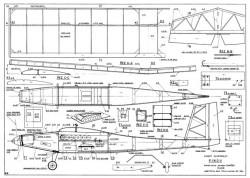 Pingu model airplane plan