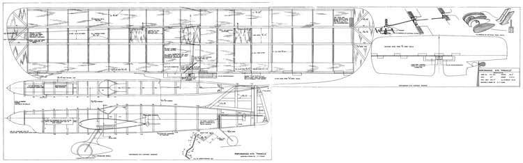 Pinnacle 54in model airplane plan