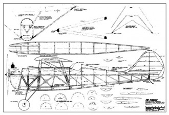 Pioneer model airplane plan