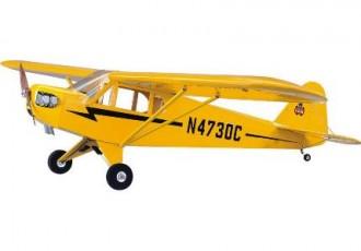 Piper Cub model airplane plan