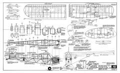 Piper J3 Cub FSI model airplane plan
