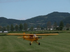 Piper J3 Cub model airplane plan
