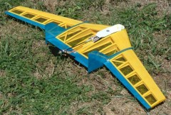 PITCHOUNELLE model airplane plan