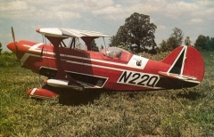 Pitts S2-A model airplane plan