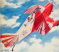 Pitts Special model airplane plan