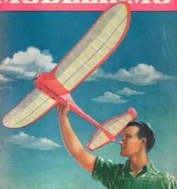 Pizonia model airplane plan