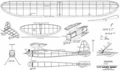 Playboy Senior model airplane plan