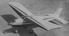 Pluto model airplane plan