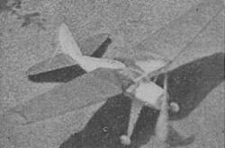 Plymacoupe model airplane plan