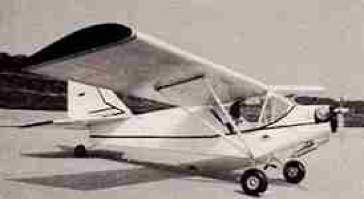 Pony Max model airplane plan