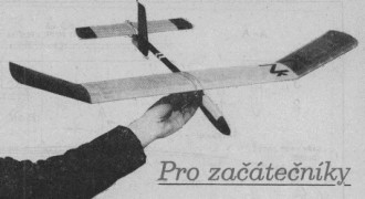 Postolka model airplane plan